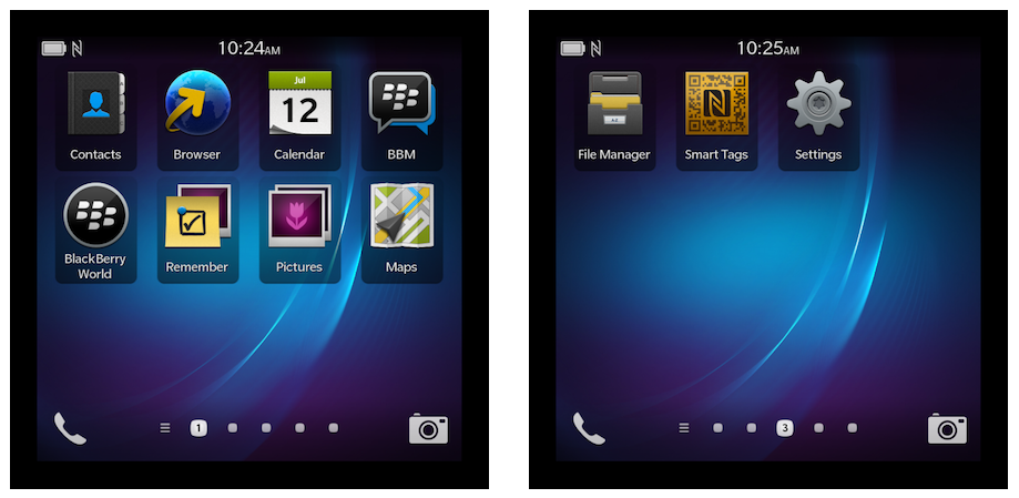 BlackBerry 10 Platform Guide - Apache Cordova