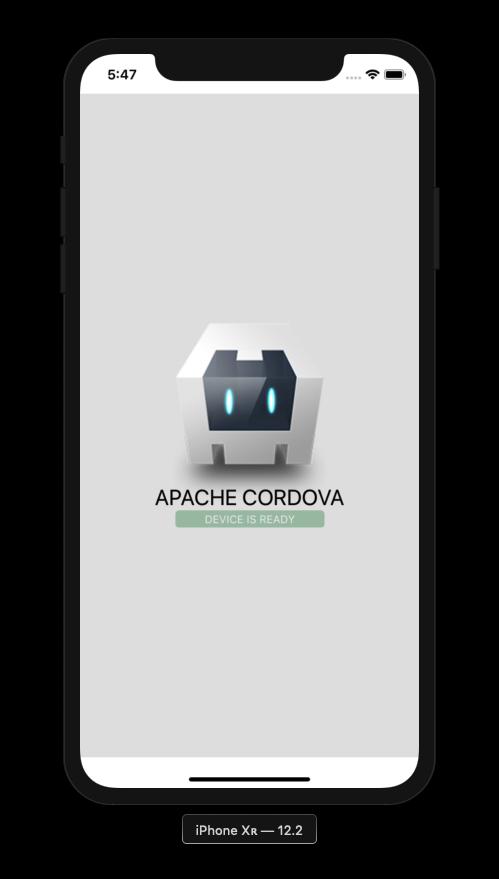 iOS Platform Guide - Apache Cordova