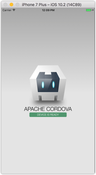 Getting Started with iOS - Apache Cordova