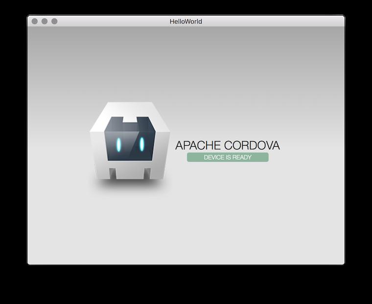 OS X Platform Guide - Apache Cordova